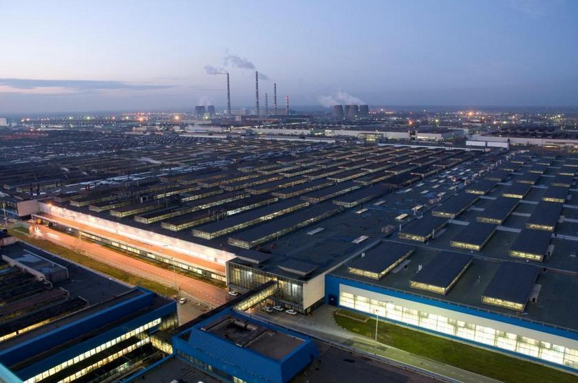 Картинки по запросу индустриальный парк автоваза